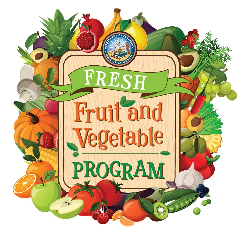 Fruit and Vegetable program logo